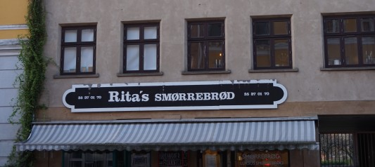 Rita's Smorrebrod