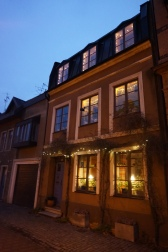 Malmö- jakob nilsgatan by night