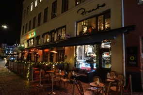 Cafe Pronto - Lilla Torg